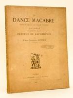 Dufour abb valentin la dance macabre peinte en 1425 au for Histoire macabre