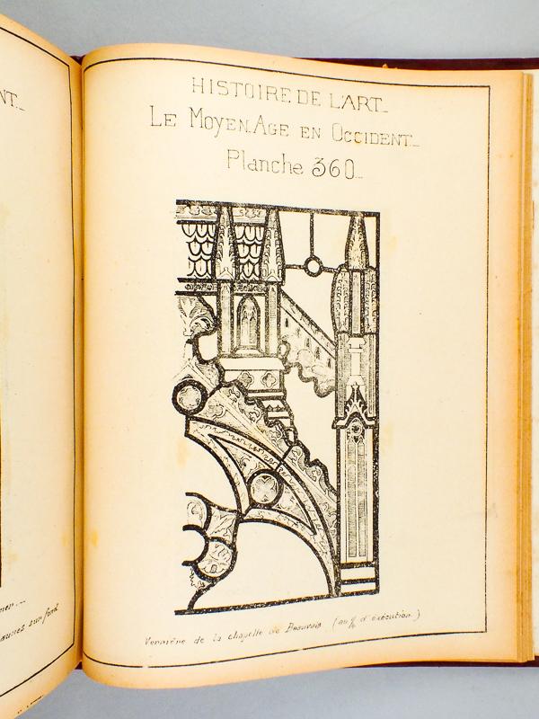 Ecole Universelle Par Correspondance De Paris Camille Bernard Cours D Histoire De L Art 3 Tomes