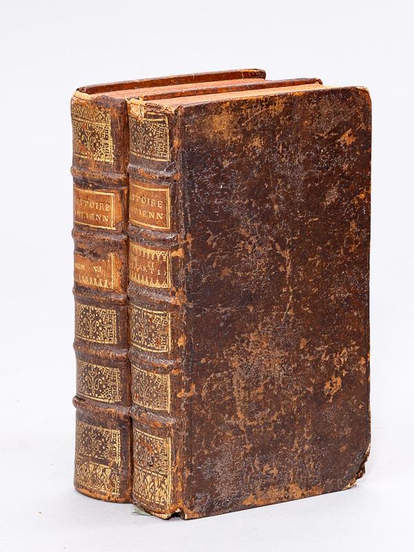 Assez ROLLIN ? Reliure-boîte. Histoire Ancienne Tomes VI et XI Reliure  MC81