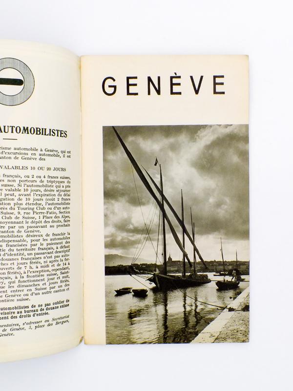 Association des intrts de Genve Genve Livres doccasion