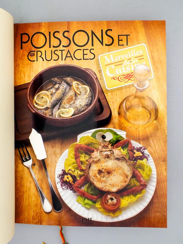 collectif poissons et crustac s coll merveilles de la cuisine livres d 39 occasion. Black Bedroom Furniture Sets. Home Design Ideas