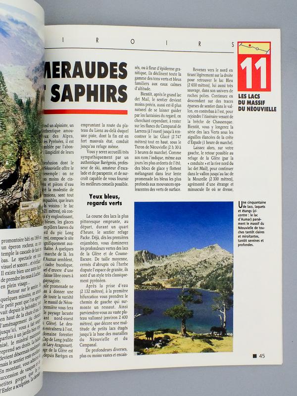 5ed017e813 ... photo n°10 : Pyrénées Magazine (revue) Pyrénées Magazine ( lot de 23 ...