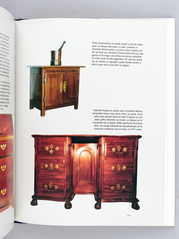 Malfoy louis le meuble de port les bois des 39 isles 39 les for Les artisans du meuble