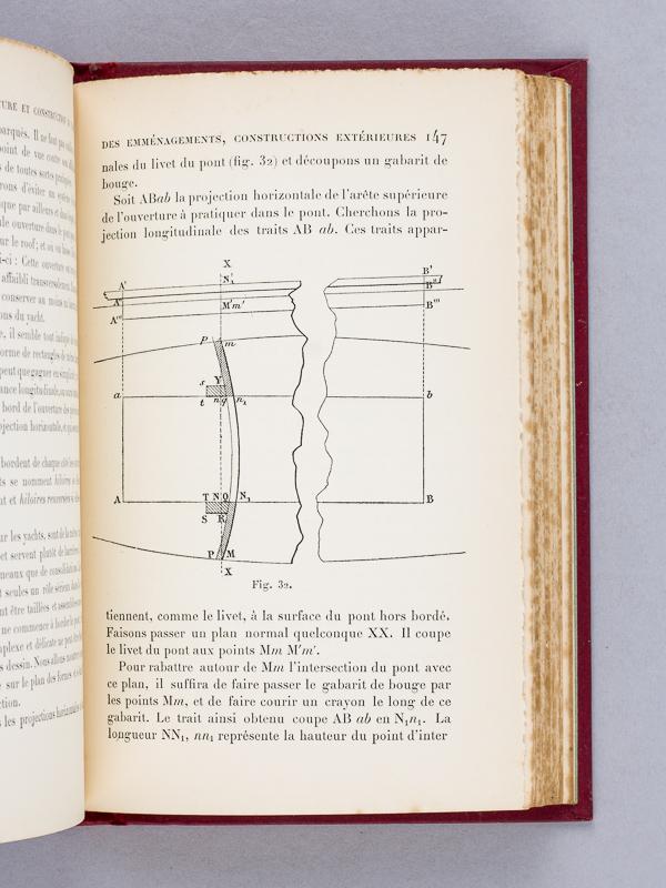 Moissenet louis architecture et construction du yacht for Dictionnaire architecture et construction