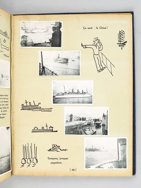 Collectif croiseur primauguet campagne d 39 extr me orient - Baie du japon en 3 lettres ...
