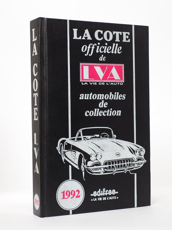 lva la vie de l 39 auto la cote officielle de lva la vie de l 39 automobile automobiles de collection. Black Bedroom Furniture Sets. Home Design Ideas