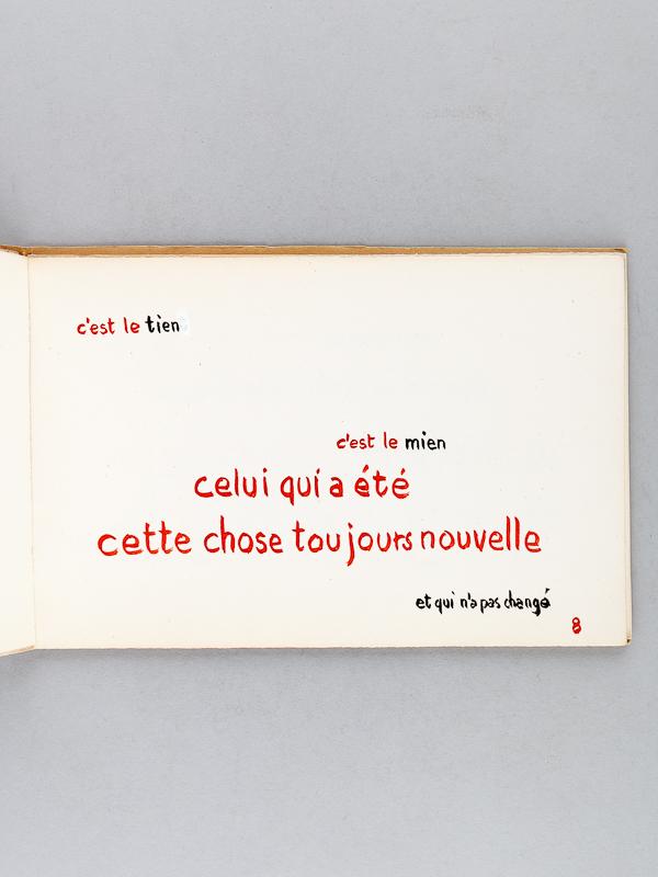 Prevert Jacques Un Poème De Jacques Prévert Cet Amour Si Violent Si Fragile Si Tendre Si Désespéré
