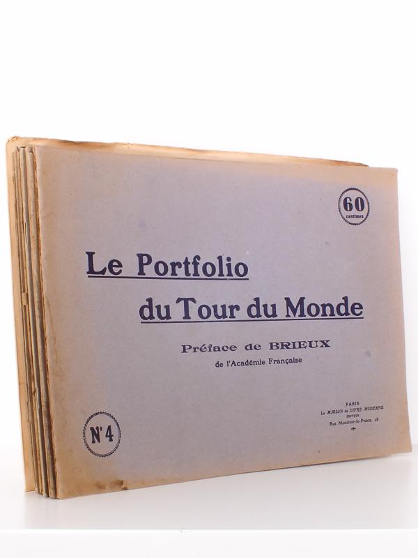 Collectif brieux a pr f le portfolio du tour du for Livre les maisons du monde