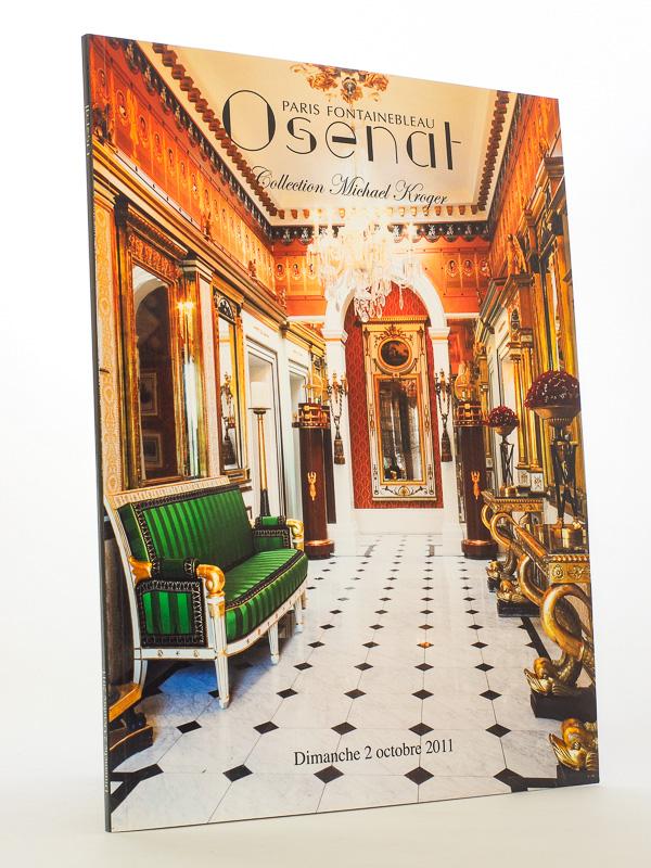 osenat paris fontainebleau collection michael kroeger catalogue de ventes aux ench res. Black Bedroom Furniture Sets. Home Design Ideas